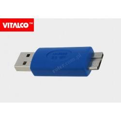 Adapter mikro USB/wtyk USB v3.0