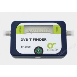 Miernik TF-3000 DVB-T FINDER
