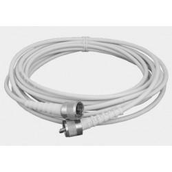 Przyłącze wtyk UHF/wtyk UHF 6,0m