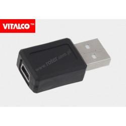 Adapter wtyk USB-gn.FotoCanon Vitalco