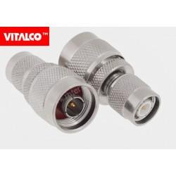 Adapter wtyk N/wtyk TNC Vitalco