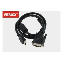 Przyłącze HDMI / DVI, DSKDV20 Vitalco 1,8m