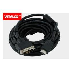 Przyłącze HDMI / DVI, Vitalco 7,5m