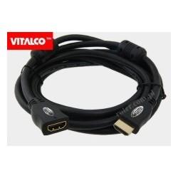 Przedłużacz HDMI VITALCO HDKP05 3,0m