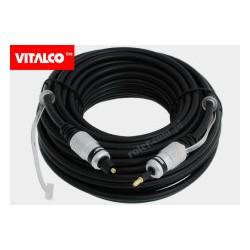 Przewód optyczny T-J 10m blister OP50 Vitalco