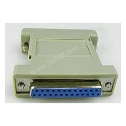 Adapter RS-232 25gn-25gn