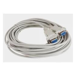 Przyłącze gn.9-gn.9 (null modem) 10m DSK18