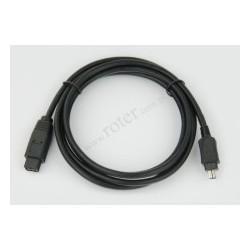 Przyłącze IEEE 1394 wtyk 4p / wtyk 9p Fire wire 800 1,8m