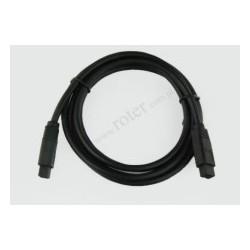 Przyłącze IEEE 1394 wtyk 9p / wtyk 9p Fire wire 800 1,8m