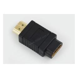 Adapter wtyk HDMI / gniazdo HDMI prosty