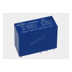 Przekaźnik JQX14F (SMI) 24V