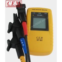 Detektor faz CEM DT-901