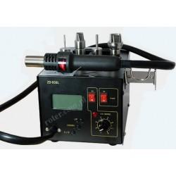 Stacja na gorące powietrze ZD-939L 150-500 RoHS
