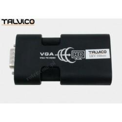 Konwerter VGA+audio wej/HDMI wyj LKV350miniTalvico