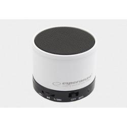 Głośniki bluetooth Esperanza EP-115W Ritmo biały