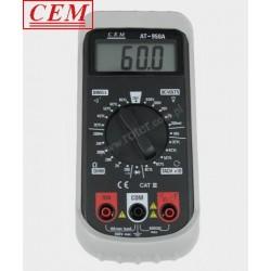Miernik samochodowy CEM AT-950A