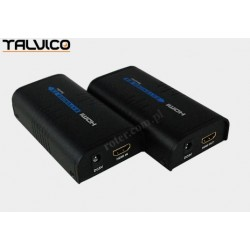Extender HDMI do 120m cat. 6 LKV373A Talvico