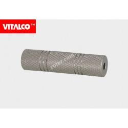 Adapter gn-gn 2,5 metal stereo Vitalco