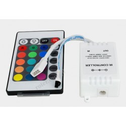 Kontroler LED RGB IR 6A