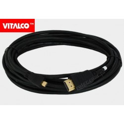 Przyłącze HDMI / mikro HDMI Vitalco HDK78 5,0m