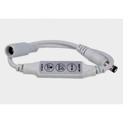 Ściemniacz LED 5-24V 6A 3 przyciski DC