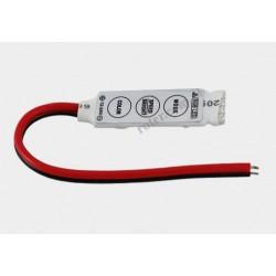 Kontroler LED RGB 6A 3 przyciski