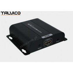 Extender HDMI do 120m cat. 6 LKV383POE Talvico