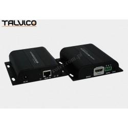 Extender HDMI do 120m z RS232 HDbitT LKV383S Talvico