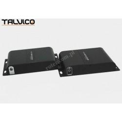 Extender sygnału VGA do 120m HDbitT LKV383VGA Talvico