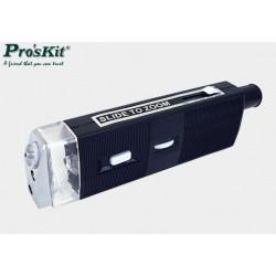Mikroskop ręczny pasywny x200 8PK-MA009