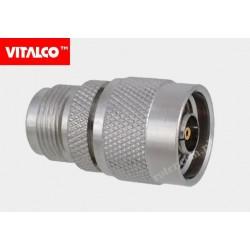 Adapter gniazdo N / wtyk RP N Vitalco EN40
