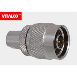 Adapter wtyk FME / wtyk N Vitalco EF35