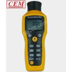 Dalmierz ze wskaźnikiem laserowym CEM DM-01