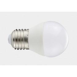 Żarówka LED kulka E27 230V 7,5W ciepła (638lm)