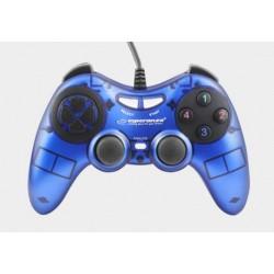 Gamepad Esperanza Fighter USB niebieski