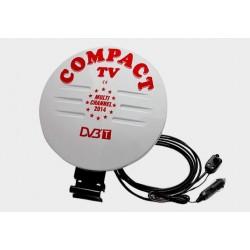 Antena TV compact mobil 12V