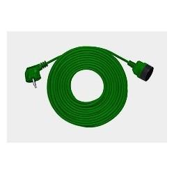 Przedł. kosiar. 1x b/u OMY2x1 zielony 20m PK-1020-7