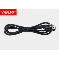 Wtyk DC 1.4/4.3/6.0 z przewodem 1,2m DCK30 Vitalco