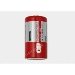 Bateria 1,5V R14 GP