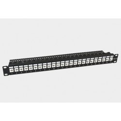 Patch panel kat.6 24 porty 6S02403