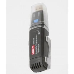 Rejestrator parametrów otoczenia (temperatura, wilgotność) UT330B