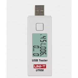 Tester portu USB UT658