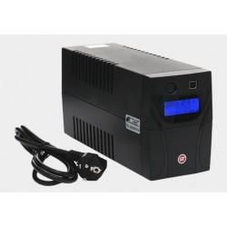 UPS 650VA/360W 4xIEC GT POWERbox