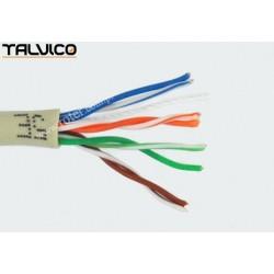 Przewód skrętka drut UTP kat.5e Talvico L-250