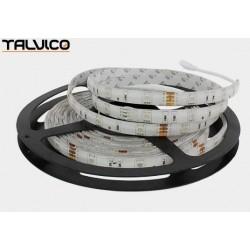 Taśma 300 LED RGB Talvico 5m, SMD5050, DC 12V, 14.4W/m TC-RGB60-5010/IP65