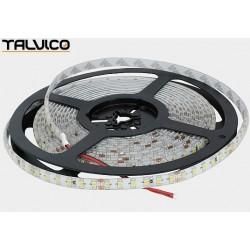 Taśma 3528/600 LED Talvico biała zimna 5m, DC 24V, TC-W120-3528-24/IP65