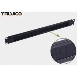 """Panel szczotkowy do szaf rack 19"""" Talvico"""