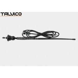 Antena samochodowa Talvico CA-40 z masztem gumowym