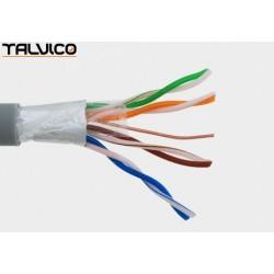Przewód skrętka Talvico L-450 drut FTP kat.5e 100m