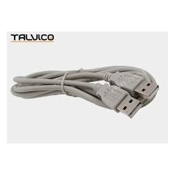 Przyłącze USB 2.0 wt.A/wt.A 5,0m DSKU02 Talvico